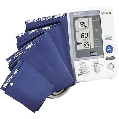 Omron® Automatic Blood Pressure Monitor with XL Cuff
