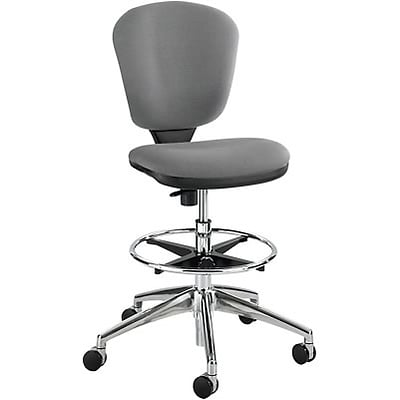 Safco® Metro Extended Height Chair; Grey