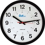 Quill® Quartz Wall Clock