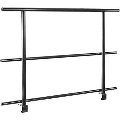 National Public Seating® Guard Rails; For 48W Stages