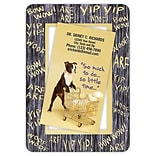 Medical Arts Press® Veterinary Photo Frame Magnets; Arf & Yip, 3-1/2x5