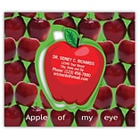 Medical Arts Press® Dental Frame Magnets; Apple of My Eye