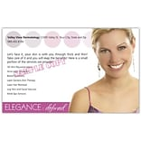 Medical Arts Press® Cosmetic Surgery Oversized Postcards; Elegance