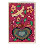 Medical Arts Press® Greeting Cards; Dove Heart,  Blank Inside