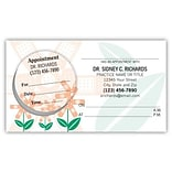 Medical Arts Press® Dual-Imprint Peel-Off Sticker Appointment Cards; Bandaid
