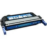 Quill Brand Remanufactured HP 643A (Q5951A) Cyan Laser Toner Cartridge (100% Satisfaction Guaranteed
