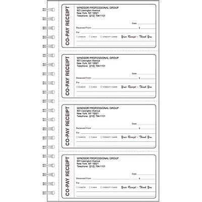 cheap receipt books personalized arts arts