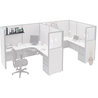 Spacemax Panel Partitions; Hanging Shelf, 36