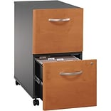 Bush Corsa Collection Cherry 2-Drawer File