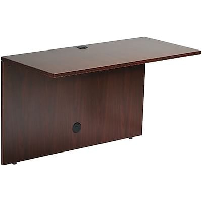 Boss® Laminate Collection in Mahogany Finish; Reversible Bridge