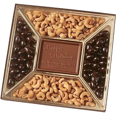 Chocolate Inn® Chocolate Centerpiece and Confections Gift Box; 20oz.