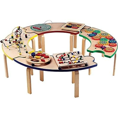 Anatex™ Activity Tables; Circle of Fun