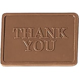 Milk Chocolate Thank You Greeting
