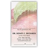 Appla A Day Full Color Appointment Cards