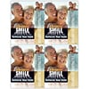 Photo Image Laser Postcards; Smile reflects style, Couple / blue & beige