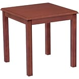 Lesro Franklin Series Reception Furniture; End Table