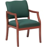 Lesro Franklin Series Reception Furniture in Standard Fabric; Guest Chair