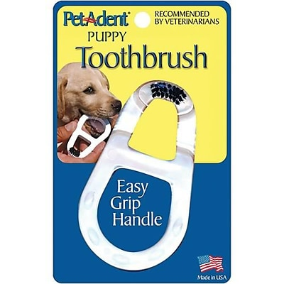 Pet A Dent® Puppy Toothbrush