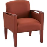 Lesro Brewster Series Reception Furniture in Deluxe Fabric; Guest Chair