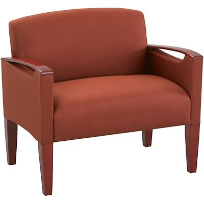 Lesro Brewster Series Reception Furniture in Deluxe Fabric; Bariatric Chair