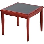 Lesro Brewster Series Reception Furniture; Corner Table