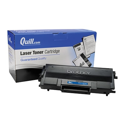 Quill Brand Compatible Brother® HL6050D (TN670) Black High Yield Laser Toner Cartridge (100% Satisfaction Guaranteed)
