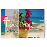 Medical Arts Press® Thank You Cards;  Ivy,  Personalized