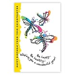 Medical Arts Press® Chiropractic Standard 4x6 Postcards; Be Happy, Be Healthy
