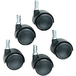Safco® Chair Hard Floor Casters