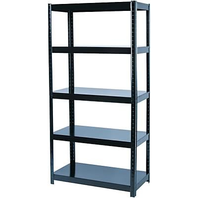 Safco® Boltless Steel Shelving; 36
