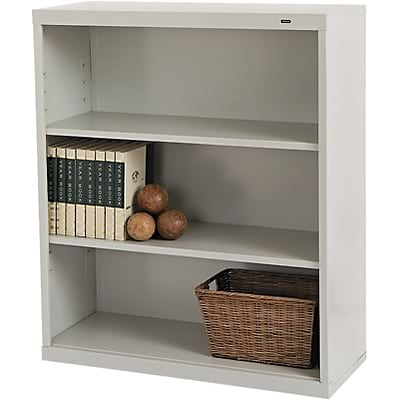 Tennsco® Metal Bookcases in Putty; 40