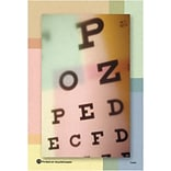 Medical Arts Press® Eye Care Recycled Postcards; Eyechart