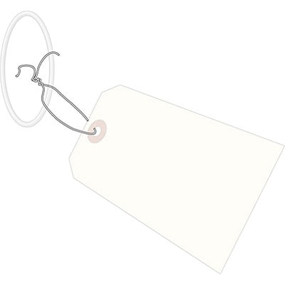 Quill Brand® Shipping Tag Wires