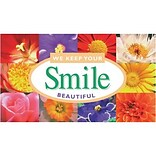 Medical Arts Press® Dental Business/Appointment Cards; Smile/Beautiful