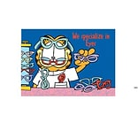 Garfield Eye Care Standard 4x6 Postcards; Specialize in Eyes