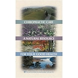 Medical Arts Press® Chiropractic Recycled Business/Appointment Cards; Natural Resource