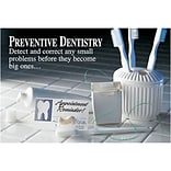 Medical Arts Press® Dental Business/Appointment Cards; Preventive Dentistry