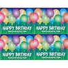 Medical Arts Press® Dental Laser Postcards; Balloons Dental Team