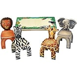 Anatex™ Safari Table & Animal Chairs
