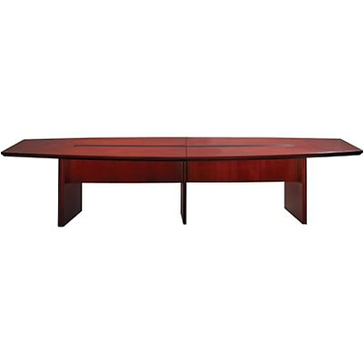 Mayline® Corsica Conference Tables In Sierra Cherry; 12 Ft