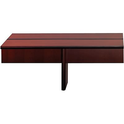 Mayline® Corsica Conference Tables In Sierra Cherry; 72 Adder