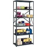 36W Commercial-Grade 6-Shelf Shelving