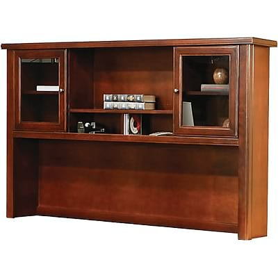 Martin Furniture Tribeca Loft Collection in Cherry Finish; Hutch