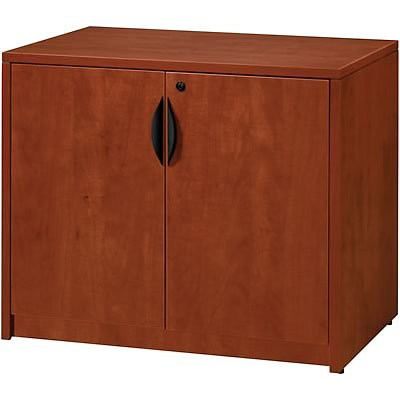 Regency® Storage Cabinet; Cherry Finish