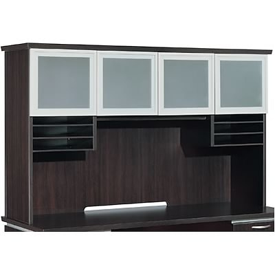 DMI® Pimlico Collection in Mocha Finish; Hutch, 72W