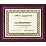 Awards4Work® Mahogany Leatherette Frames