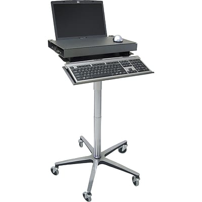 Omnimed® Security Laptop Transport Stand