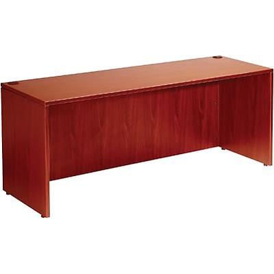 Boss® Laminate Collection in Cherry Finish; Desk Shell, 60Wx30D