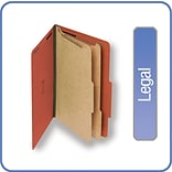 Quill Brand® 6-Fastener Partition Folders
