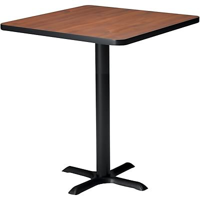 Tiffany Industries™ Bistro Hospitality Square Tables; 41Hx36W, Mahogany